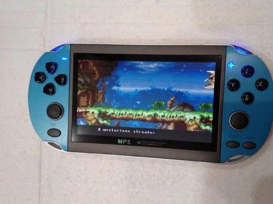 Новая приставка PSP X9 портативная игровая (5,0 дюймов)