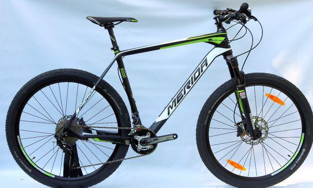Rower górski MERIDA BIG.SEVEN 6000, 27,5, XT slx, rock shox SID