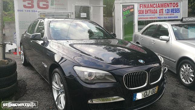 BMW 730 D 3.0cc 245CV Pack M