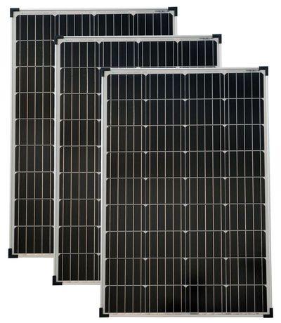 painel fotovoltaico rígido 100w