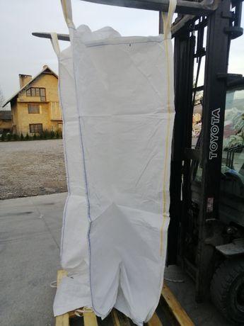 Duże Rozmiary Worków Big Bag / 230 cm wysokości na przemiały PET