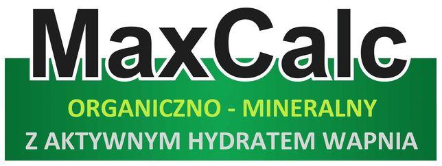Wapno organiczne Maxcalc ,aktywny hydrat wapnia.