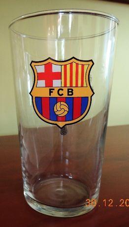 FC Barcelona szklanka