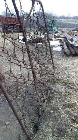 Сетчастая борона, можно использовать для картофеля