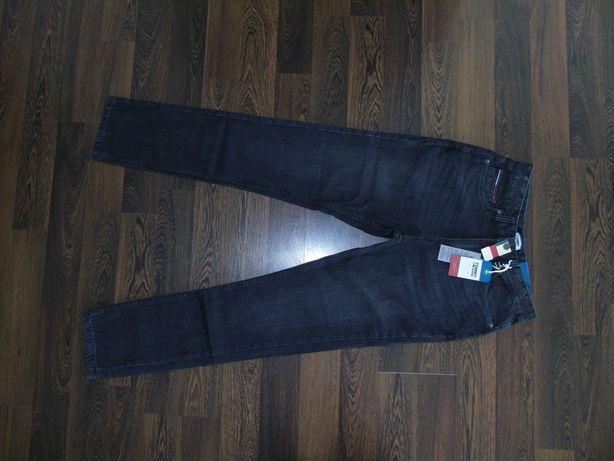 Tommy Hilfiger Ronnie 33/32 Spodnie Piękne Nowe