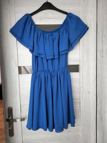 Sukienka raz założona