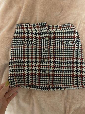 Тепла спідничка, теплая юбка