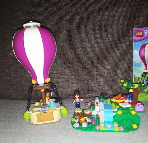 KLOCKI Lego 41097 Friends Balon z Heartlake