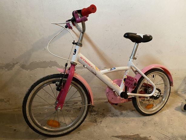 Rower b twin 16 cali dla dziewczynki