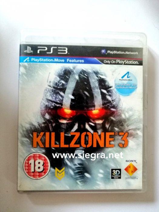 Killzone ps3 playstation3