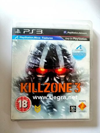 Killzone ps3 playstation3