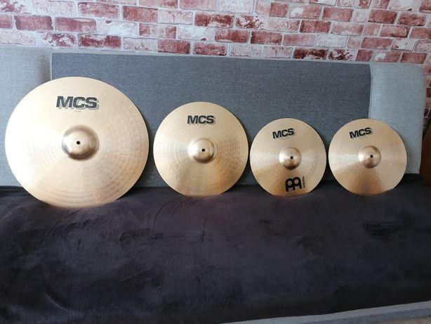 Meinl Mcs set talerzy perkusyjnych