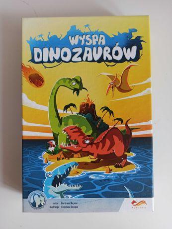 "Gra ""Wyspa Dinozaurów"" Fox Games"
