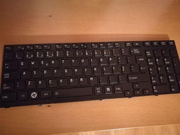 Teclado de portátil DELL D830