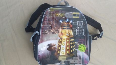 Рюкзак детский, новый- Doctor Who- цена снижена