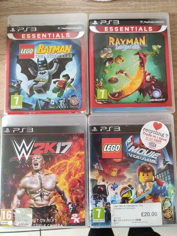 Gry PlayStation 3 używane