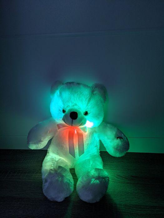 Светящийся плюшевый мишка! Кропивницкий - изображение 1