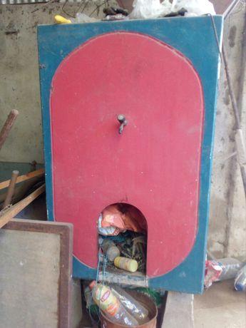 Vendo cubas de cimento revestidas no interior 500 l e 800 l