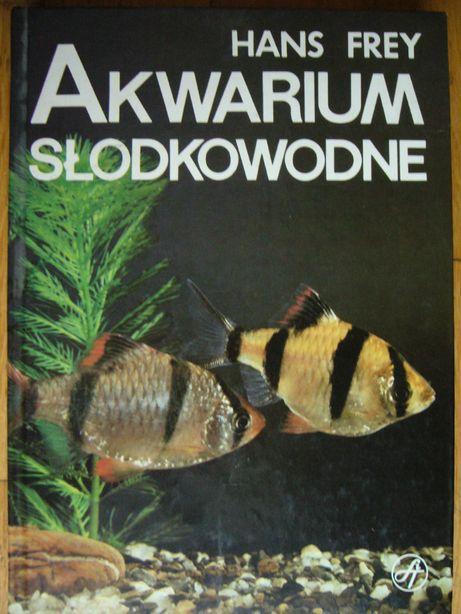 Akwarium słodkowodne - Hans Frey