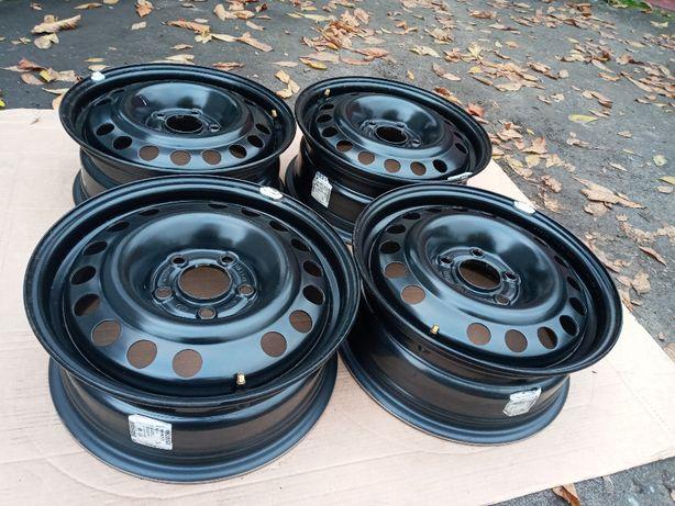 Диски стальные R15 5х110 Opel / Опель