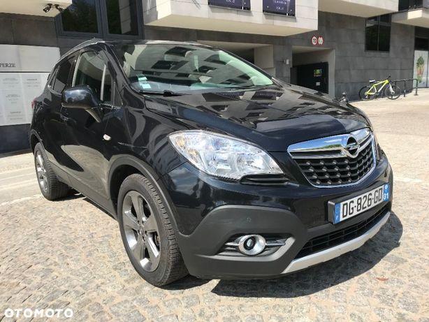 Opel Mokka 1.4 140KM 4x4 COSMO, BEZWYPADKOWY, serwis ASO OPEL, skóra, kamera...