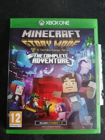Xbox One Minecraft Story Mode: The Complete Adventure