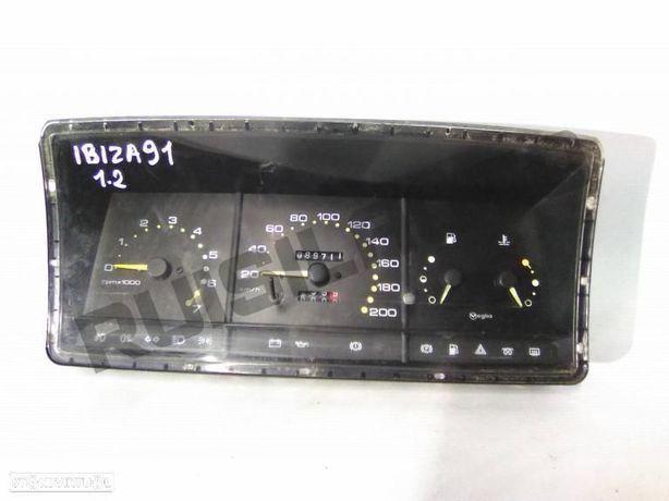 Quadrante  Seat Ibiza I (021a) 1.2 I [1984_1993]