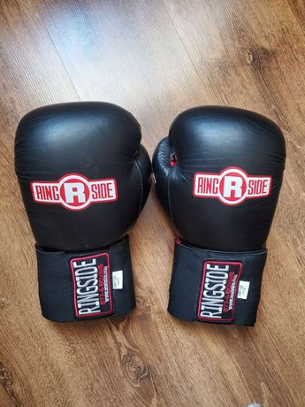 Боксерские перчатки ringside 14 oz imf tech, title,everlast,venum