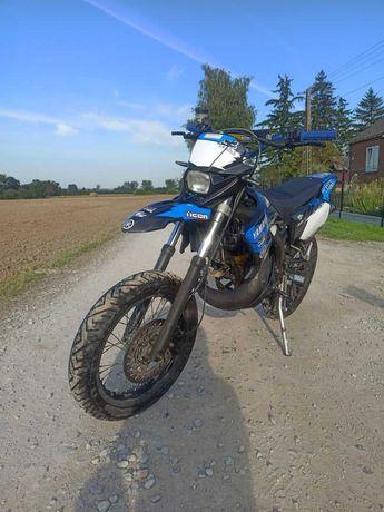 Yamaha DT50 2007 rok