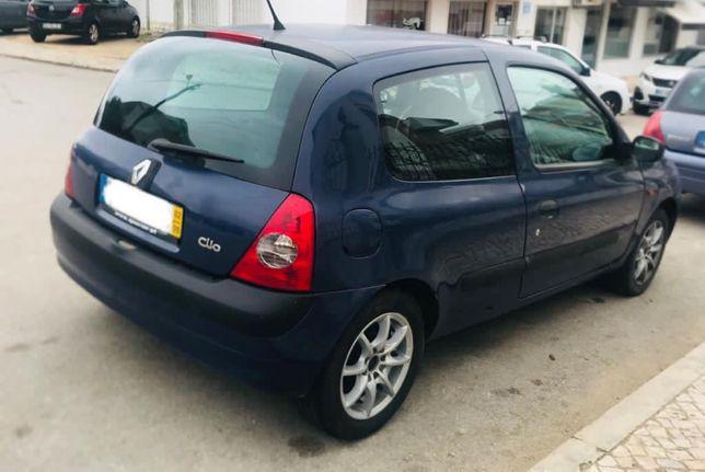 Renault clio 1.5 dci vendo ou troco