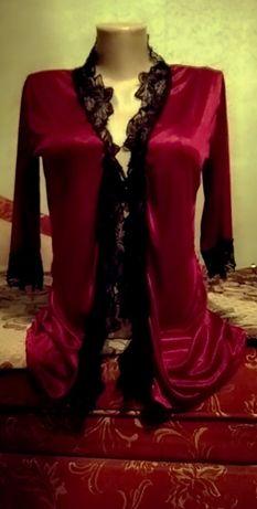 Пеньюар, женское белье , шёлк