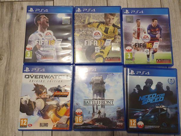 Zestaw gier ps 4 PlayStation 4