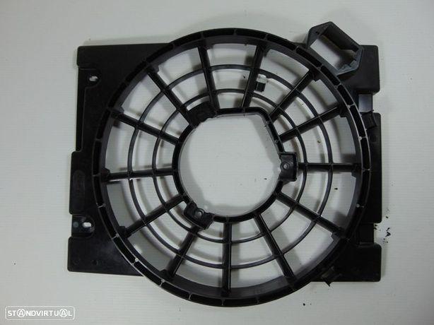 Quadro Radiador refrigeração de motor - Opel Astra 99 a 11/Vetra 06< - Usado
