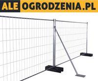 Ogrodzenie tymczasowe budowlane Warszawa/Mazowieckie