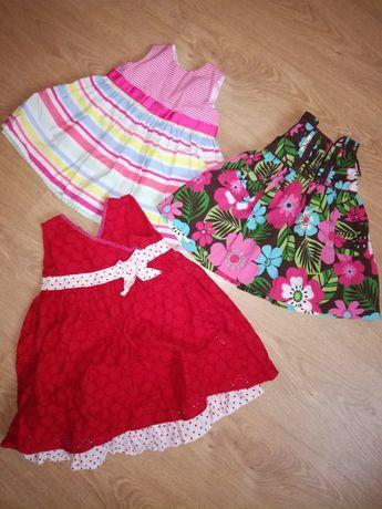 Платье 12 - 18 месяцев