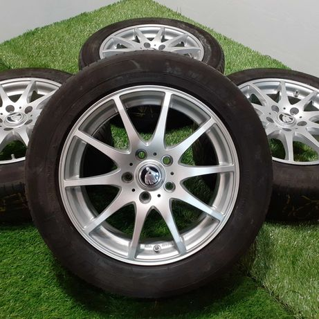 диски Skoda R16 5x112 Superb Octavia VW Passat Jetta Touran Golf Seat