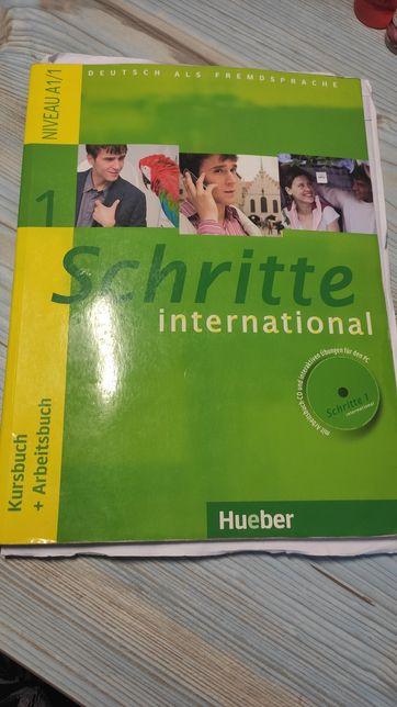 Книга немецкий