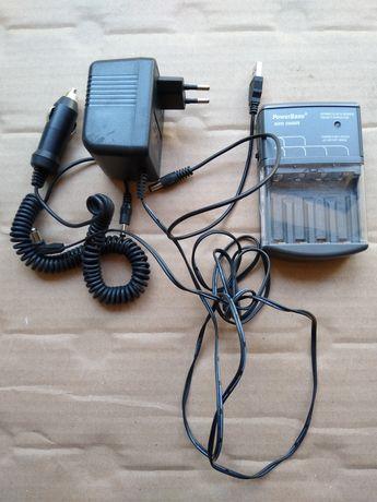 Ładowarka do akumulatorów PowerBase+Sony