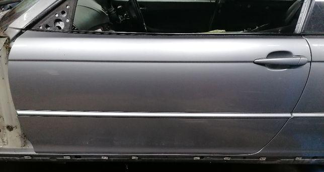 Drzwi lewe BMW E46 Coupe , Cabrio