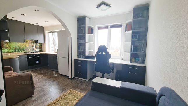 Березняки, Тычины 26, 3-х комн. квартира с ремонтом и перепланировкой