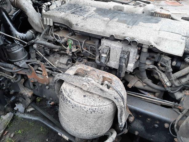 Silnik + części MAN TGA 2007r 440KM