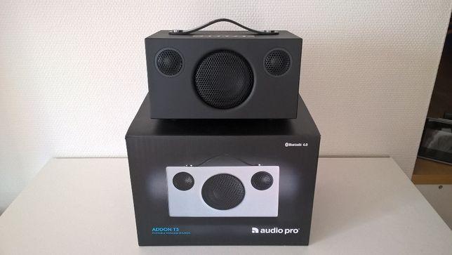 NOWY głośnik Audio Pro Addon T3 Czarny Bluetooth 30 h grania!!!