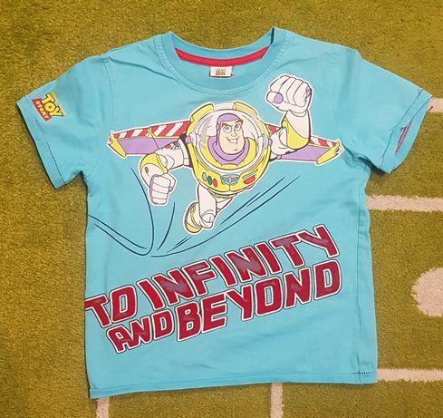 Zestaw koszulek, t-shirty dla chłopca rozm. od 104, 110, 116