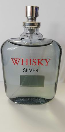 Woda toaletowa Whisky Silver 100 ml