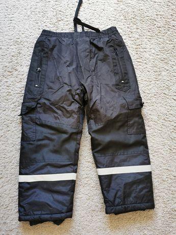 Spodnie narciarskie 98-104