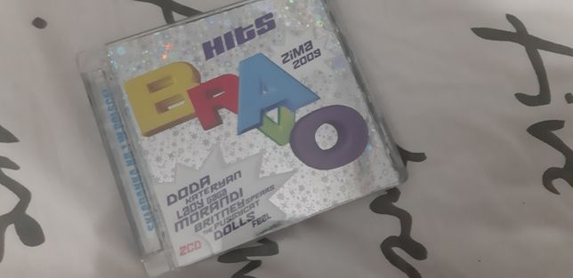 Płyta  BRAVO zima 2009