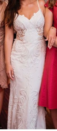suknia ślubna crystal design