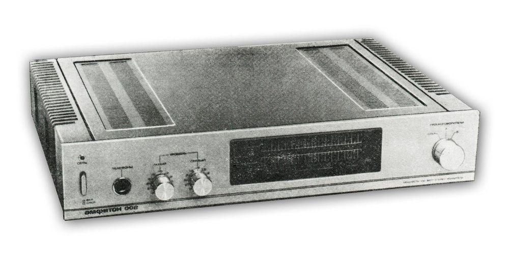 Усилитель Амфитон УМ 003 с Индикаторами Смела - изображение 1