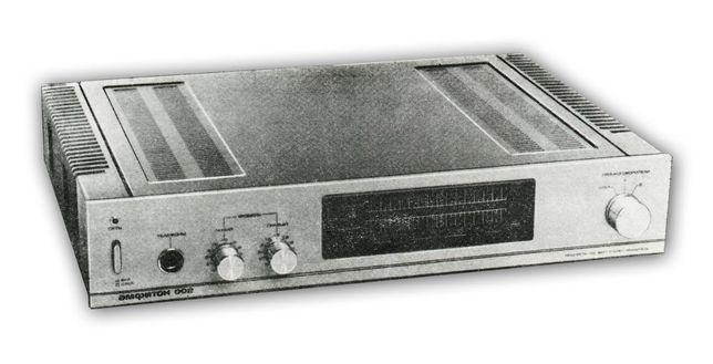 Усилитель Амфитон УМ 003 с Индикаторами