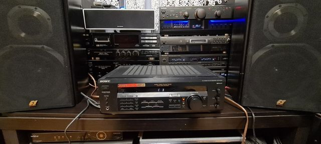 Amplituner Sony STR DE235